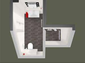 Dusch/WC oben