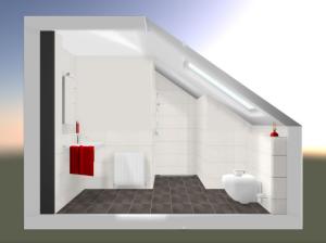 Dusch/WC Seite