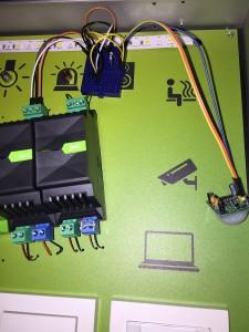 1-Wire Bewegungsmelder
