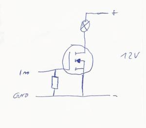 Mosfet - Feldeffekttransistor