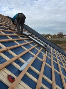 Kreissäge für Dachlatten zu zersägen? Neee, ich habe eine Kreissäge :D
