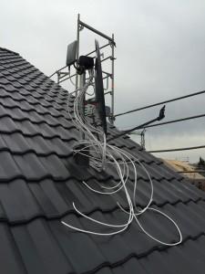 Antennen Ausrichtung
