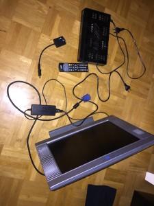 TV-Setup